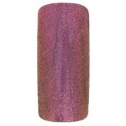 One coat color gel Rasperry Glitter 7 ml