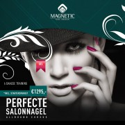 6 daagse Perfecte Salon Nagel