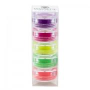 Magnetic Neon Pigments 5 pcs