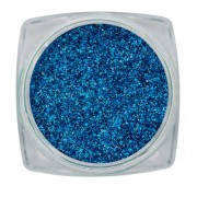 Magnetic Chrome Sparkle Blue