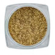 Magnetic Chrome Sparkle Gold