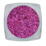 Magnetic Chrome Sparkle Rose