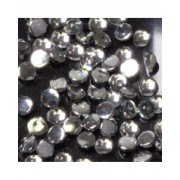 Rhinestones Clear Facet small 100 psc.