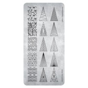 Magnetic Stamping Pyramid Elements